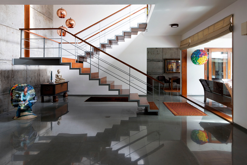 C plan house khosla associates architecture interiors