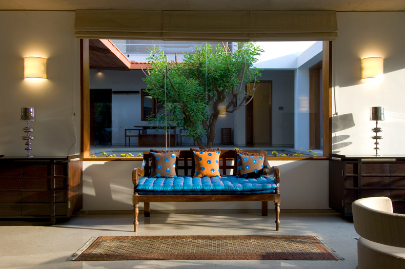 Indian style house interiors
