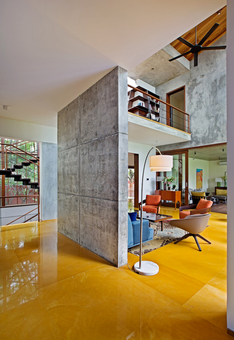 Bhuwalka House Khosla Associates Architecture Interiors